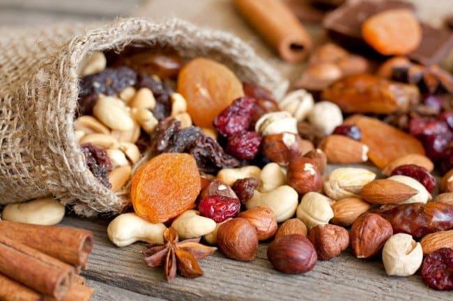 frutos secos para evitar la disfuncion erectil