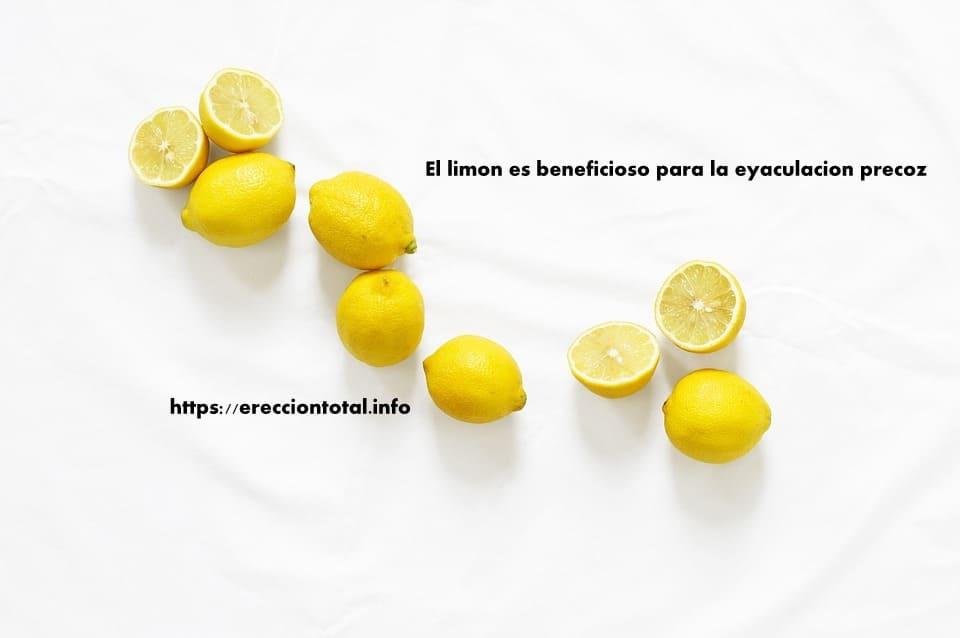 remedios caseros para la eyaculacion precoz